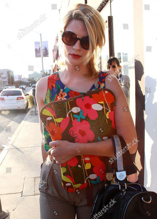 Editorial picture of Mischa Barton leaving the Warren-Tricomi Salon in West Hollywood, Los Angeles America - 06 Nov 2010