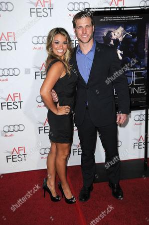 Editorial image of 'Blue Valentine' film premiere at AFI Fest 2010, Los Angeles, America - 06 Nov 2010