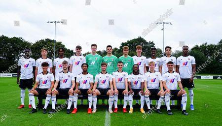 Fulham Squad Photos 2021-22