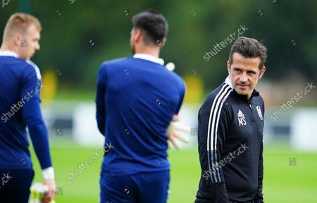 Fulham Training