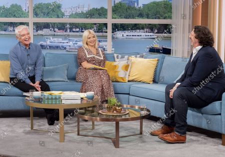 Editorial picture of 'This Morning' TV show, London, UK - 23 Sep 2021