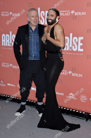 Editorial photo of Arise Grand Show world premiere, Berlin, Germany - 22 Sep 2021