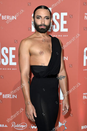 Editorial picture of Arise Grand Show world premiere, Berlin, Germany - 22 Sep 2021