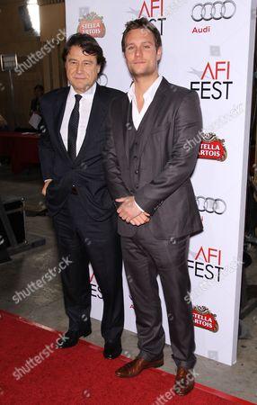 Stock Picture of Robert Lantos and Ari Lantos