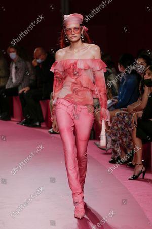 Blumarine show, The Collection, Milan Fashion Week