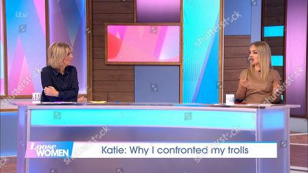 Kaye Adams, Katie Piper