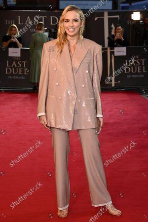 'The Last Duel' film premiere, London