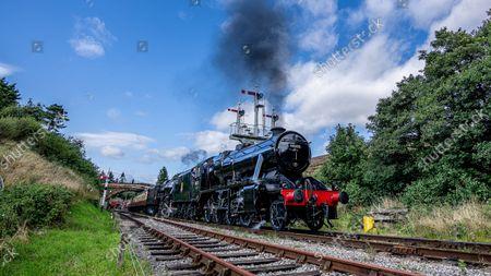 NYMR Railway Autumn Steam Gala First Day, Yorkshire