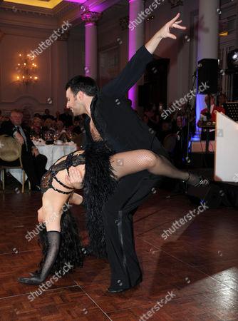 Lilia Kopylova and Darren Bennett