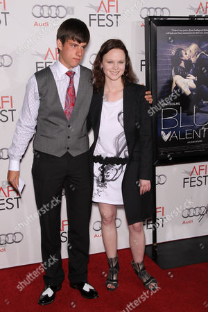 Stock Picture of Bolt Birch with Thora Birch