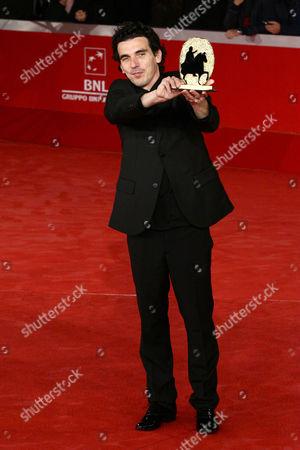 Editorial photo of Awards Ceremony. 5th International Rome Film festival, Rome, Italy - 05 Nov 2010