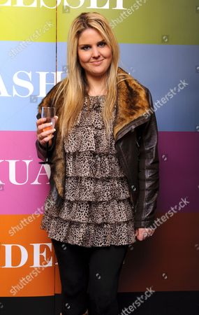 Editorial picture of Ann Summers and Cosmopolitan launch of Cosmosutra, London, Britain - 08 Nov 2010