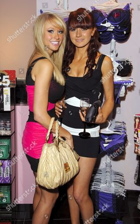 Sophie Reade and guest