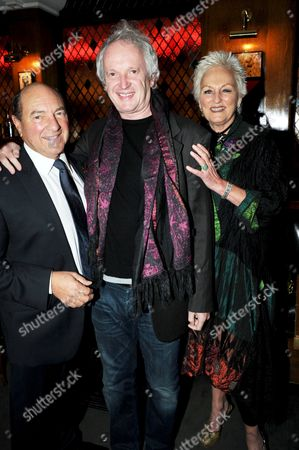 Arnold M Crook, Sean Mathias and Jeanne Mandry