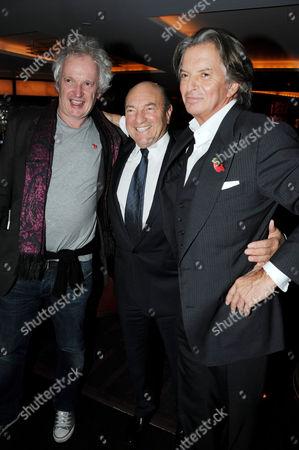 Sean Mathias, Arnold M Crook and Richard Caring