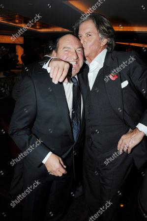 Arnold M Crook and Richard Caring