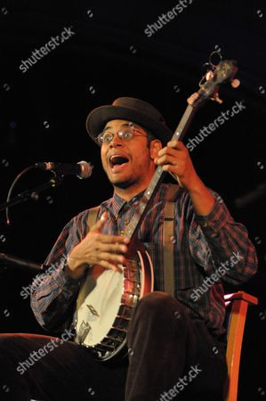 Carolina Chocolate Drops - Dom Flemons