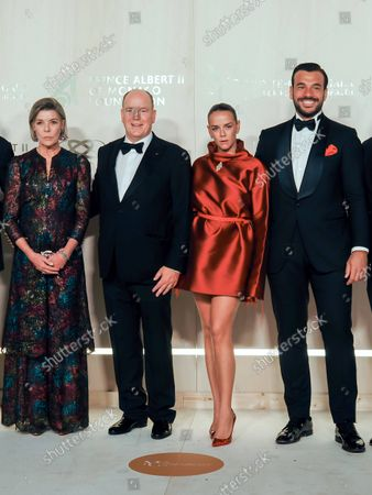 Editorial picture of 5th Monte Carlo Gala for Planetary Health, Monaco - 23 Sep 2021