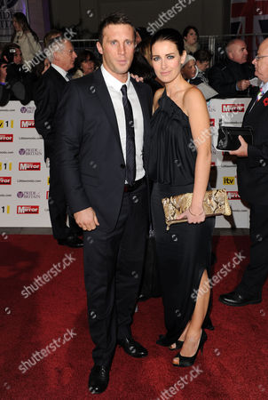Paul Sampson and Kirsty Gallacher