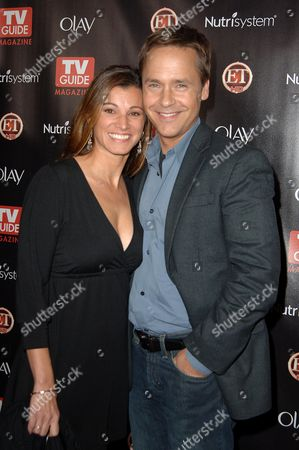 Chad Lowe and wife Kim Painter
