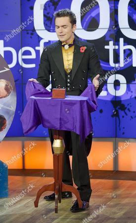 Editorial image of 'Daybreak' TV Programme, London, Britain. - 09 Nov 2010
