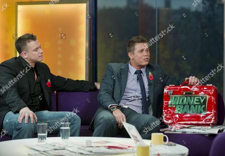 Editorial picture of 'Daybreak' TV Programme, London, Britain. - 09 Nov 2010