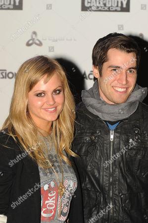 Tina O'Brien and Jared Murillo