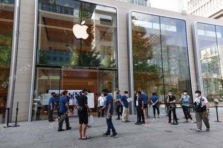 iPhone 13 goes on sale, Japan