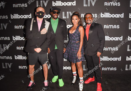 Editorial picture of Rimas x Latin Billboard Awards Official After Party, LIV nightclub, Miami Beach, Florida, USA - 23 Sep 2021