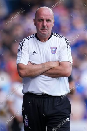 Ipswich Town Manager Paul Cook