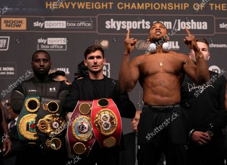Editorial picture of Boxing, London, United Kingdom - 24 Sep 2021