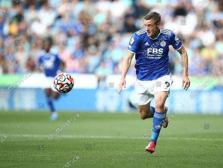 Editorial picture of Leicester City v Burnley, Premier League, Football, King Power Stadium, Leicester, UK - 25 Sep 2021