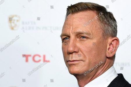 Stock Image of Daniel Craig