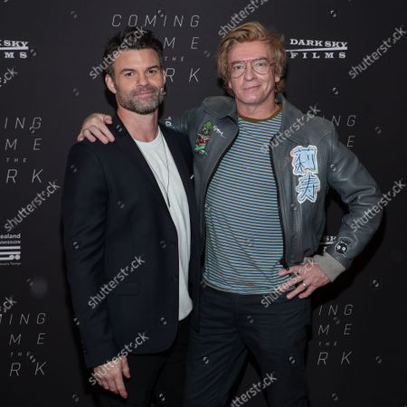 Editorial picture of 'Coming Home in the Dark' film premiere, Arrivals, Los Angeles, California, USA - 24 Sep 2021
