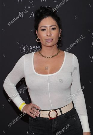 Stock Picture of Karlee Perez