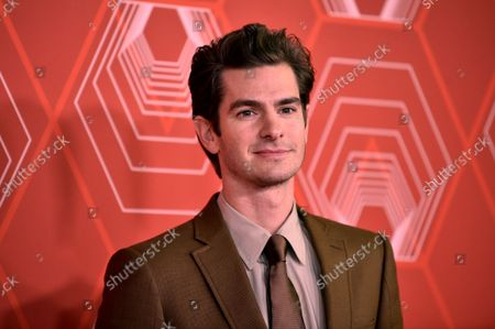 Stock Picture of Andrew Garfield