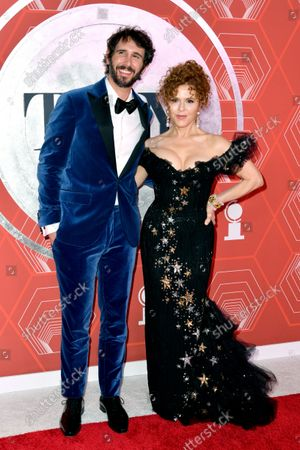 Editorial image of 74th Annual Tony Awards, Arrivals, New York, USA - 26 Sep 2021
