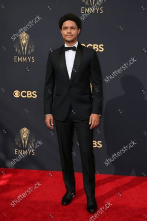 Editorial image of 73rd Emmy Awards - Red Carpet Arrivals, Los Angeles, United States - 19 Sep 2021