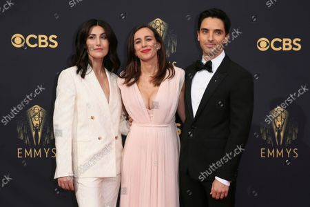 Editorial picture of 73rd Emmy Awards - Red Carpet Arrivals, Los Angeles, United States - 19 Sep 2021