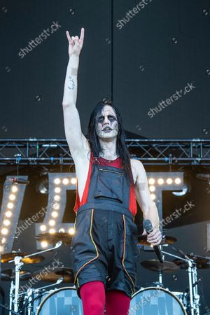 Editorial picture of 2021 Louder Than Life Festival - Day 2, Louisville, United States - 24 Sep 2021