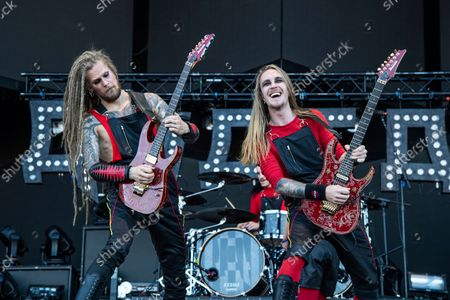Editorial image of 2021 Louder Than Life Festival - Day 2, Louisville, United States - 24 Sep 2021