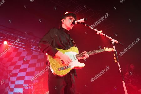 Editorial picture of Declan McKenna in concert at O2 Academy, Birmingham, UK - 24 Sep 2021