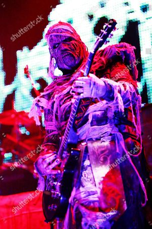 Editorial photo of Lordi in concert, Moscow, Russia - 07 Nov 2010