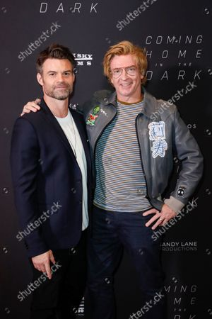 Editorial photo of Premiere of Coming Home in the Dark, in West Hollywood, USA - 24 Sep 2021
