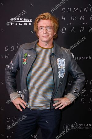 Stock Photo of Rhys Darby attends the Coming Home in the Dark premiere at The London West Hollywood Hotel in West Hollywood, California, USA, 24 September 2021. The film will be released in US theaters 01 October 2021.