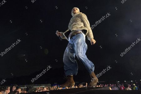 Stock Picture of James - Tim Booth