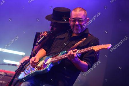 Morcheeba - Skye Edwards and Ross Godfrey