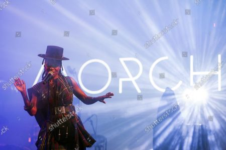 Editorial image of Playground Music Festival - Day 1, Rouken Glen Park, Glasgow, Scotland, UK - 24 Sep 2021