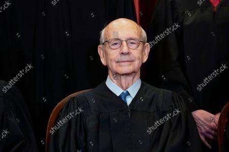 Editorial image of Supreme Court Politics, Washington, United States - 23 Apr 2021