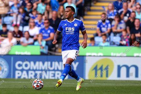Ryan Bertrand of Leicester City